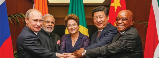 Global Attitude está entre os participantes do Civil BRICS 2015