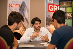 Diretor do Instituto Global Attitude, Rodrigo Reis, participa do UK Universities Tour em Porto Alegre